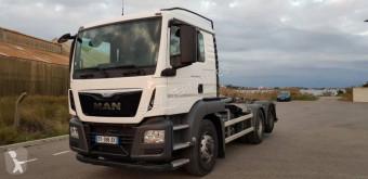 Camión Gancho portacontenedor MAN TGS 28.440