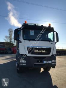 Camión MAN TGS 35.400 volquete volquete escollera usado