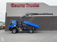 Camión Iveco Trakker 410 volquete volquete trilateral usado