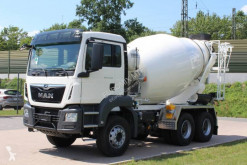MAN TGS truck new concrete mixer