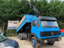 Camión Mercedes SK 2228 volquete escollera usado
