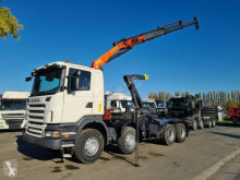Scania hook arm system truck R 420