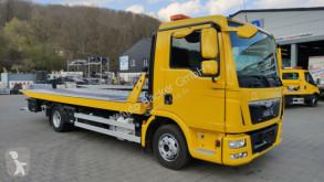 Camión de asistencia en ctra MAN TGL 8.180 FG mit neuem Schiebeplateau