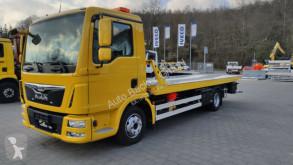 Camion dépannage MAN TGL 8.180 FG mit neuem Schiebeplateau
