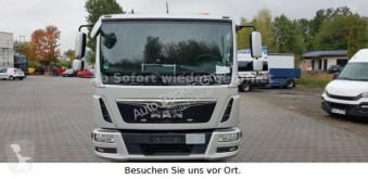 Camión de asistencia en ctra MAN TGL 8.180 mit neuem Schiebeplateau