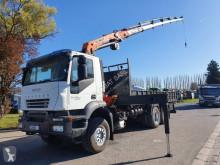 Iveco Trakker 330 truck used flatbed