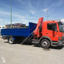 Mercedes construction dump truck Atego 1528
