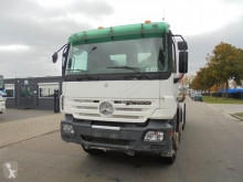 Mercedes 3236 ( 9 m3 LIEBHERR MIXER - FRIDGE - EPS GEARBOX - ) truck used concrete mixer