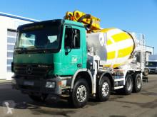 Kamion beton frézovací stroj / míchačka Mercedes Actros 3241 *PuMi*Liebherr/Putzmeister*Kli