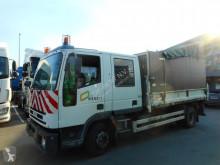 Camion plateau Iveco 80E15