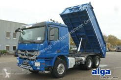 Camion tri-benne Mercedes 2644 LK Actros 6x4, Kempf, Bordmatik, Retarder