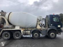Camião Renault Kerax 410 DXI betão betoneira / Misturador usado