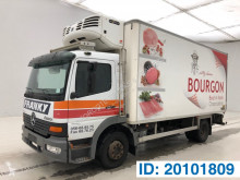 Mercedes mono temperature refrigerated truck Atego 1218