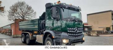 Camión Mercedes 2651 K 6x4 Kipper Blattgefedert volquete usado
