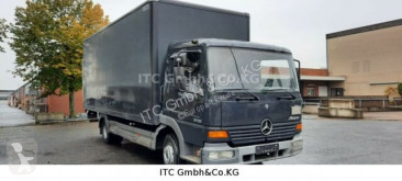 Camion fourgon Mercedes 815 Koffer LBW Blatt/Blatt