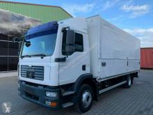 Lastbil MAN TGM 15.280 4x2 Euro 4 Automatik Getränkekoffer LBW (26) kassevogn brugt