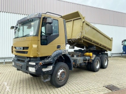 Three-way side tipper truck Trakker AD260T41W 6x6 Trakker AD260T41W 6x6 eFH.