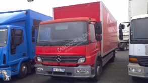 Camion fourgon polyfond Mercedes Atego 1222