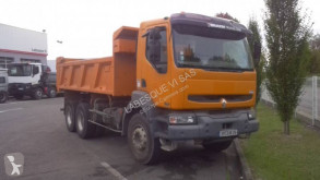 Renault two-way side tipper truck Kerax 420.26