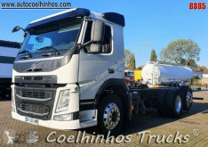 Camion Volvo FM 460 châssis occasion
