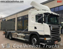 Scania chassis truck G 490