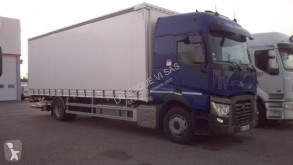 Renault Gamme T 430.19 DTI 11 truck used tautliner