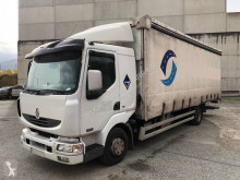 Renault tautliner truck Midlum 220.10
