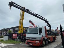 Renault Premium 320.19 truck used flatbed