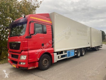 MAN mono temperature refrigerated trailer truck TGX 26.440