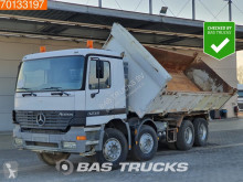 Mercedes three-way side tipper truck Actros 3235