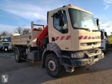 Camión volquete volquete bilateral Renault Kerax 320 DCI