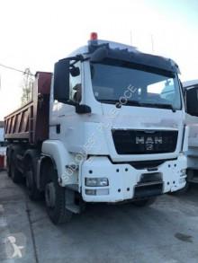 Camion benă bilaterala MAN TGS 35.400