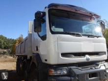 Camion Renault Kerax 420 DCI benă bilaterala second-hand