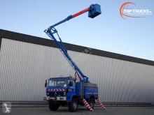 Lastbil gondol Renault M180 -17 mtr. Hoogwerker, Platform, Arbeitsbuhne - 30.000 Volt