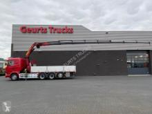 Camión Scania R 520 caja abierta usado