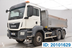 MAN TGS 33.400 truck used tipper