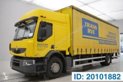 Renault függönyponyvaroló teherautó Premium 300