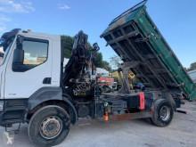 Camião tri-basculante Renault Kerax 410