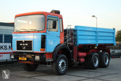MAN 26.361 truck used tipper