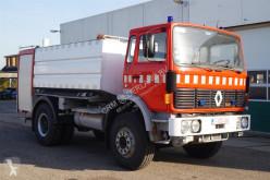 Renault Midliner truck used fire