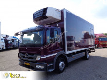 Mercedes mono temperature refrigerated truck Atego 1222 L