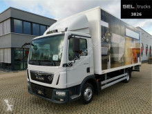 Camion MAN TGL 8.150 / Ladebordwand / Navi / Rückfahrkamera fourgon occasion