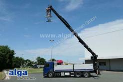 Camion Volvo FM 380 6x2, Kran Hiab 211DL-3 Pro, Lenk-Lift plateau ridelles occasion