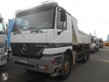 Camion benne Enrochement Mercedes Actros 3331