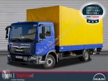 MAN TGL 8.190 4X2 BL Dachser Design truck used tarp