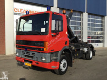 DAF 65.210 ATI Full steel truck used hook arm system
