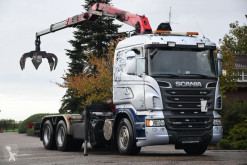 Camion Scania R 560 polybenne occasion