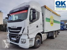 Camion Iveco Stralis AS260S51Y/PS fourgon occasion
