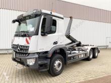 Mercedes hook arm system truck Arocs 2635 LK 6x4 2635 LK 6x4, Hohe Bauart