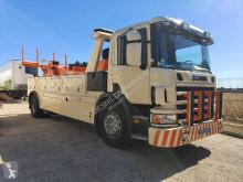 Camião Scania P 94 pronto socorro usado